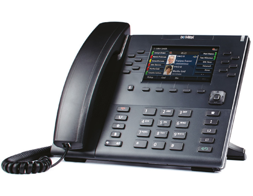 Mitel 6869 SIP Phone